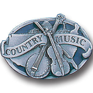 Country Music Lapel Pin