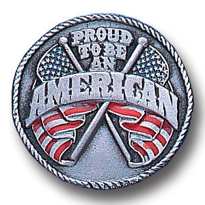 Proud to be an American Lapel Pin