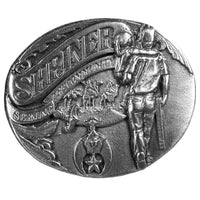 Shriner Antiqued Lapel Pin