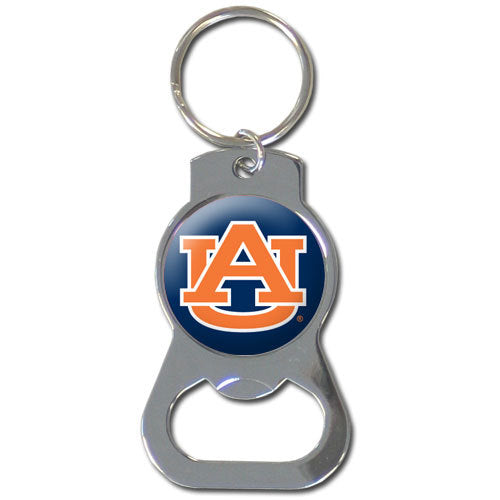 Auburn Tigers Bottle Opener Key Chain