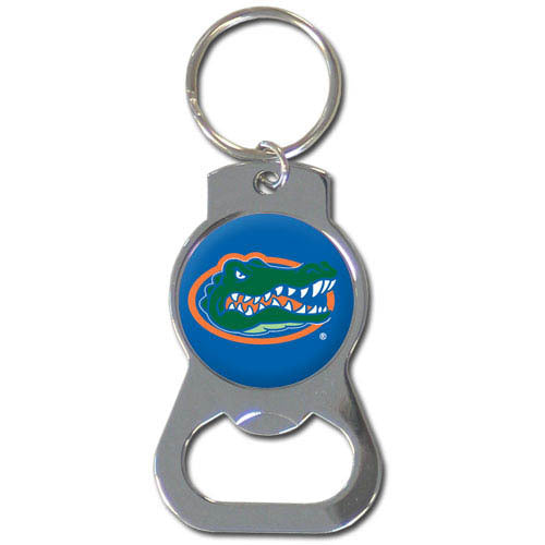 Florida Gators Bottle Opener Key Chain
