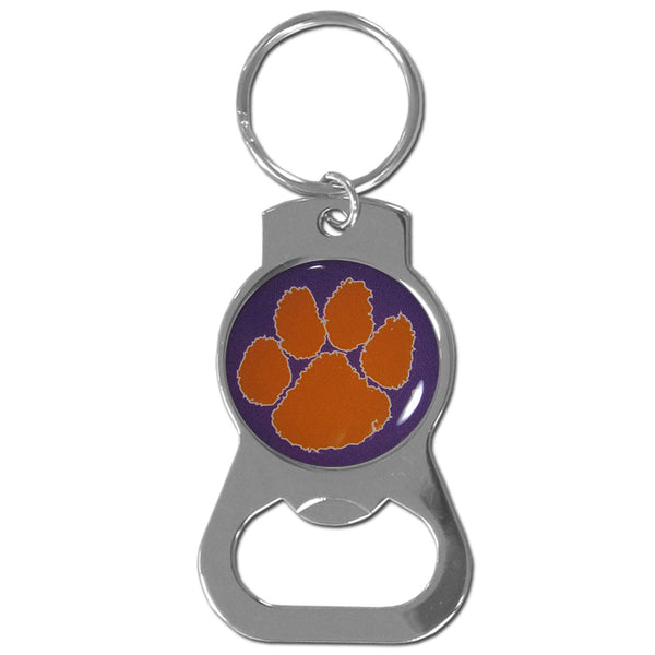 Clemson Tigers Bottle Opener Key Chain