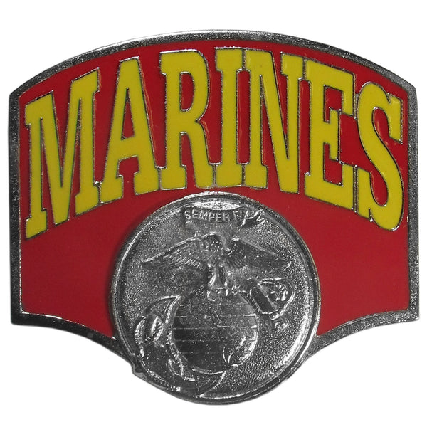 Marines Hitch Cover