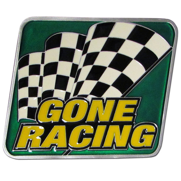 Gone Racing Class III Hitch Cover