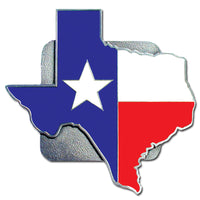 Texas Border Flag Hitch Cover