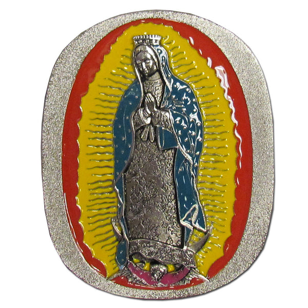 Lady of Guadalupe Class III Hitch Cover