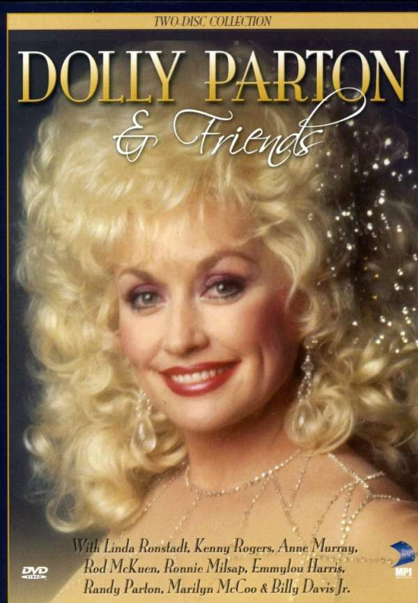 Dolly Parton & Friends  DVD