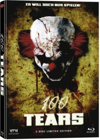 100 Tears (2007) - Georgia Chris  UNCUT Limited Mediabook Edition  Blu-ray + DVD
