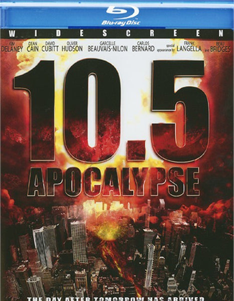 10.5 Apocalypse: The Complete Miniseries - Blu-ray