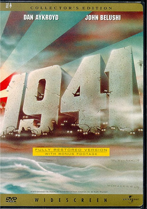 1941 : Collector´s Edition (1979) - John Belushi  DVD