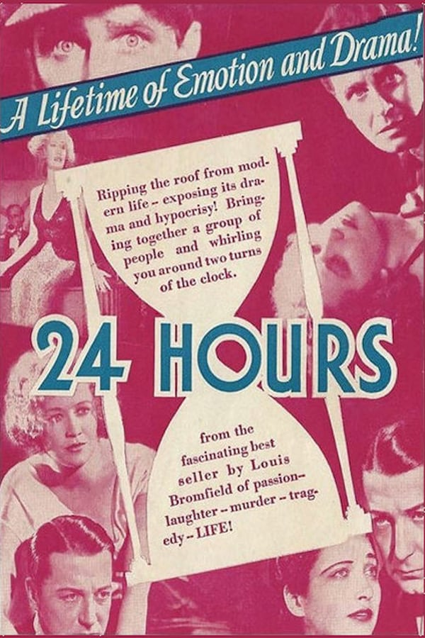 24 Hours (1931) - Clive Brook  DVD