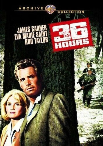 36 Hours (1965) - James Garner  DVD