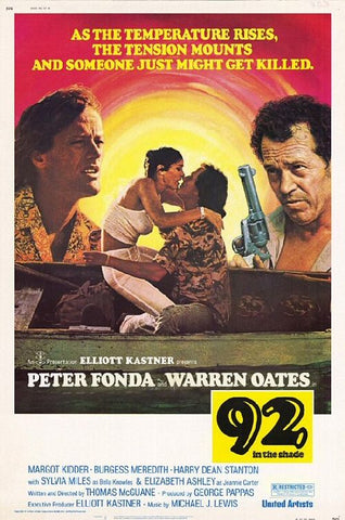 92 In The Shade (1975) - Peter Fonda  DVD
