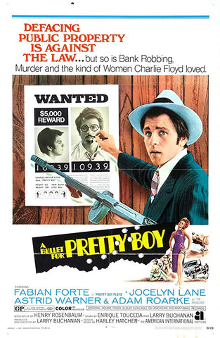 A Bullet For Pretty Boy (1970) - Fabian  DVD