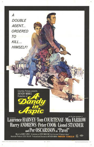 A Dandy In Aspic (1968) - Laurence Harvey  DVD