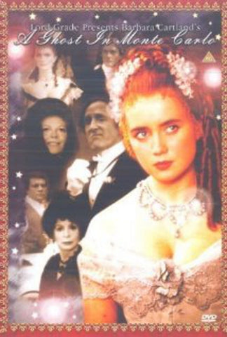 A Ghost In Monte Carlo (1990) - Sarah Miles  DVD