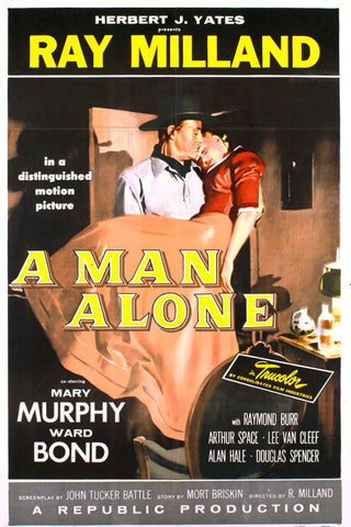 A Man Alone (1955) - Ray Milland  DVD