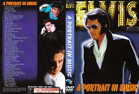 A Portrait In Music  DVD