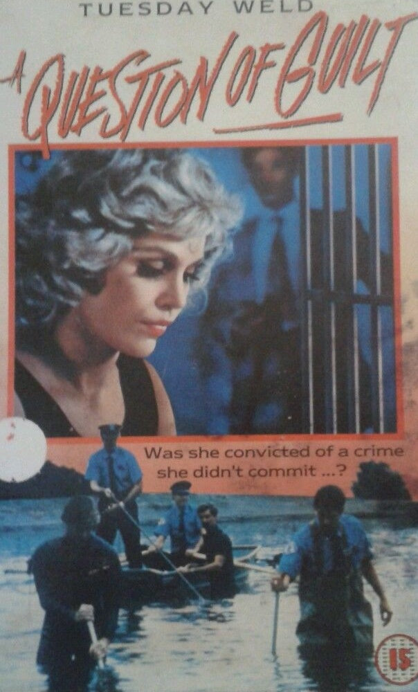 A Question Of Guilt (1978) - Tuesday Weld  DVD