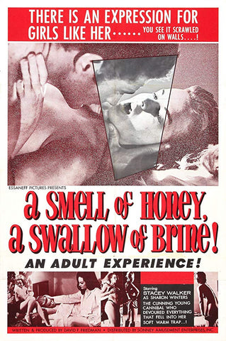 A Smell of Honey, a Swallow of Brine (1966) - Stacey Walker  DVD