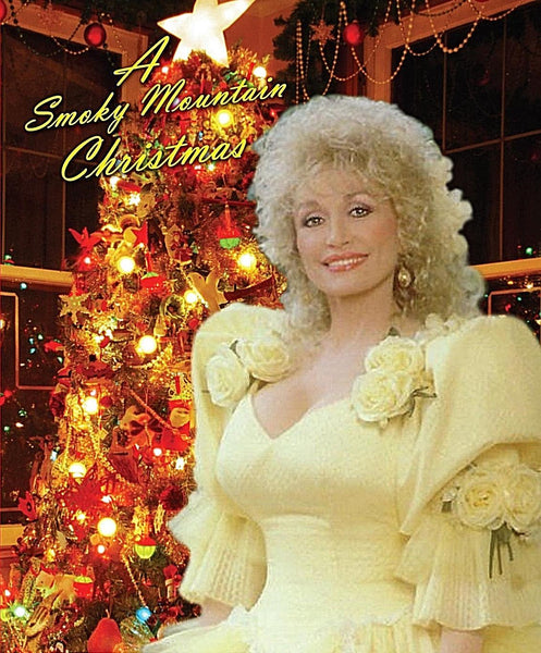 A Smoky Mountain Christmas (1986) - Dolly Parton  DVD
