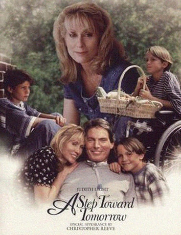 A Step Toward Tomorrow (1996) - Judith Light  DVD