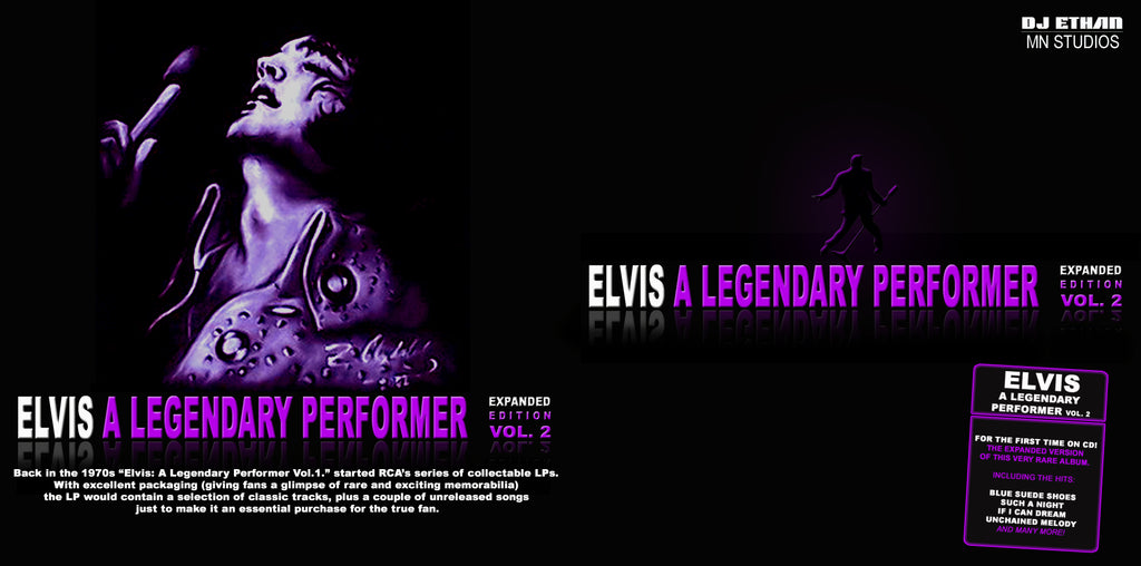 A Legendary Performer - Vol. 2 Extended  CD