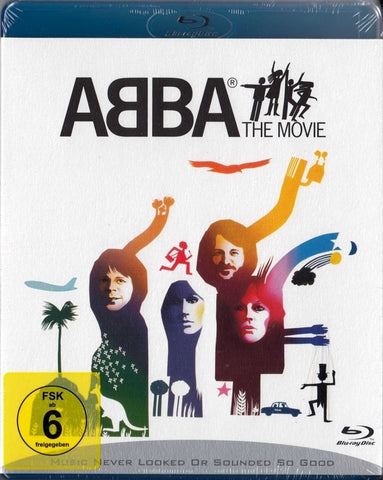 Abba : The Movie (1977)  Blu-ray