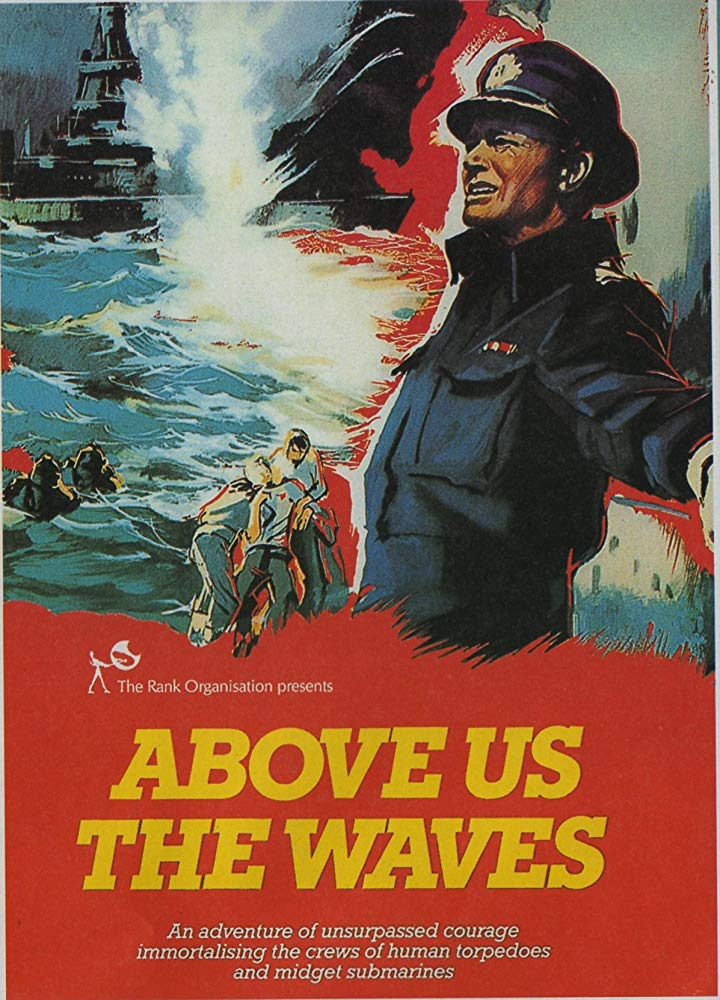 Above Us The Waves (1955) - John Mills  DVD