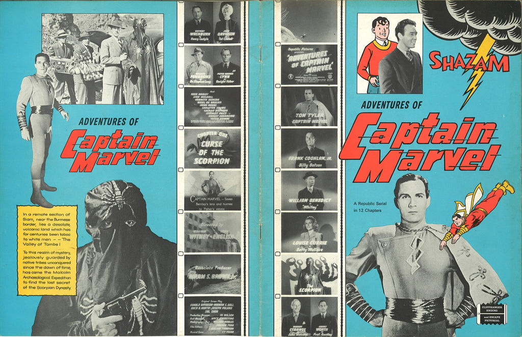 Adventures Of Captain Marvel (1941) - The Complete Serial  DVD