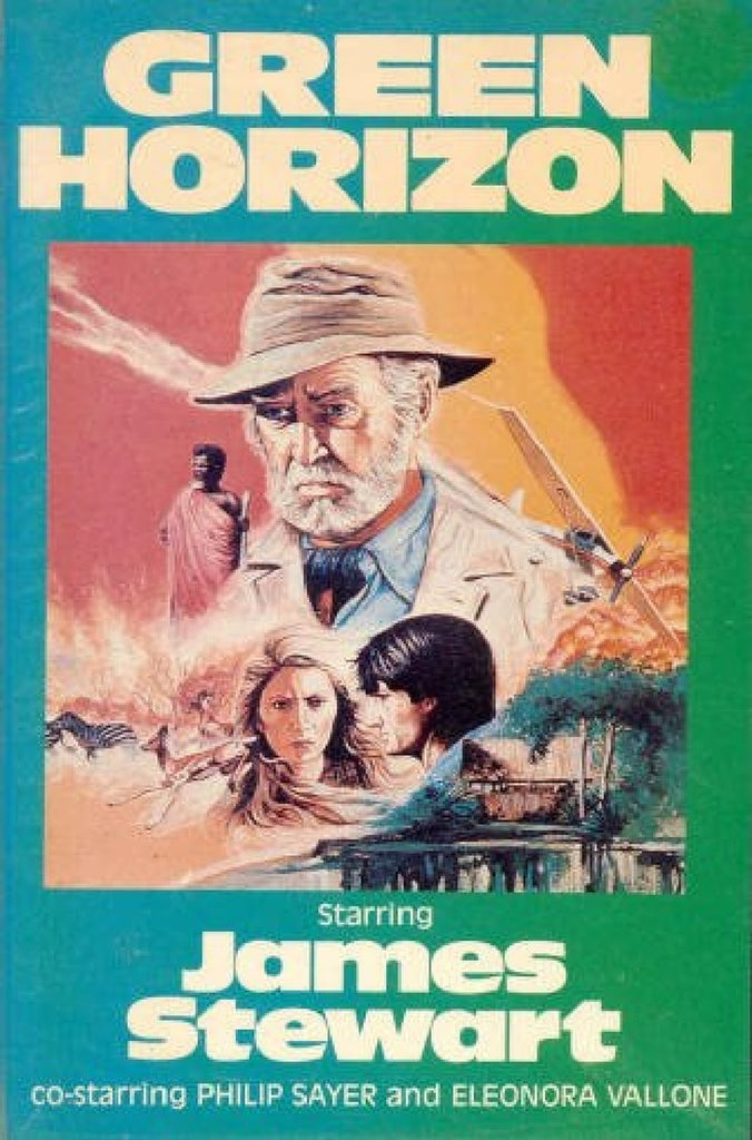 A Tale Of Africa AKA Green Horizon (1980) - James Stewart