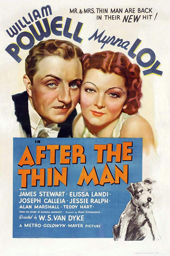 Thin Man : After The Thin Man (1936) - William Powell  DVD