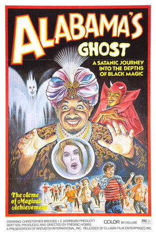 Alabama´s Ghost (1973) - Christopher Brooks  DVD