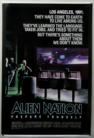 Alien Nation (1988) - James Caan  DVD