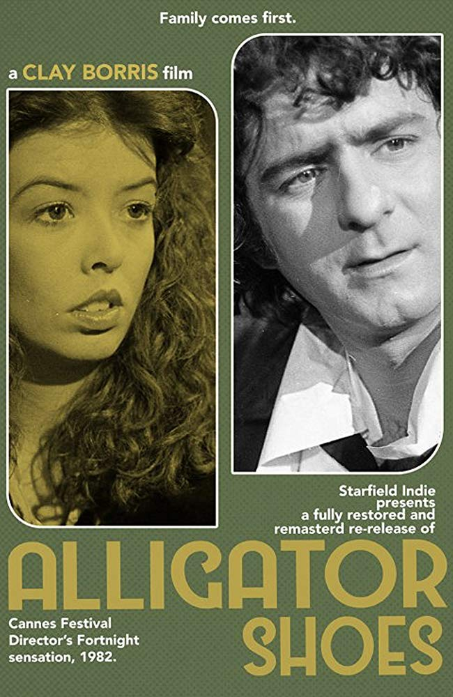 Alligator Shoes (1981) - Garry Borris  DVD