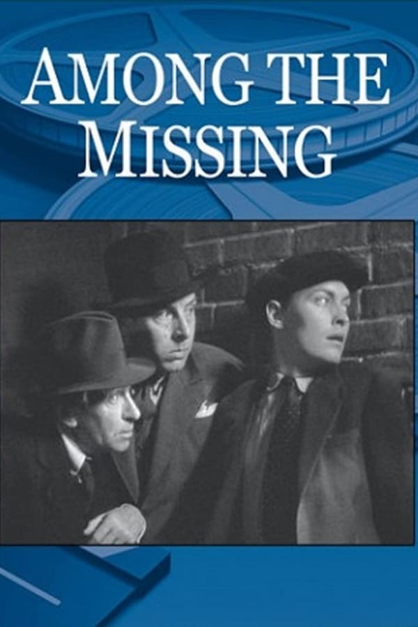 Among The Missing (1934) - Richard Cromwell  DVD
