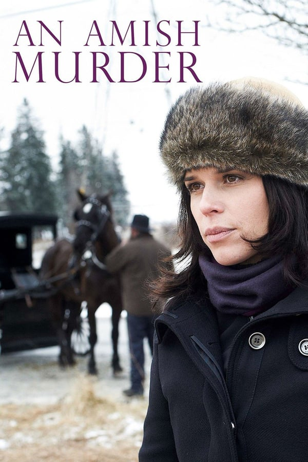 An Amish Murder (2013) - Neve Campbell  DVD