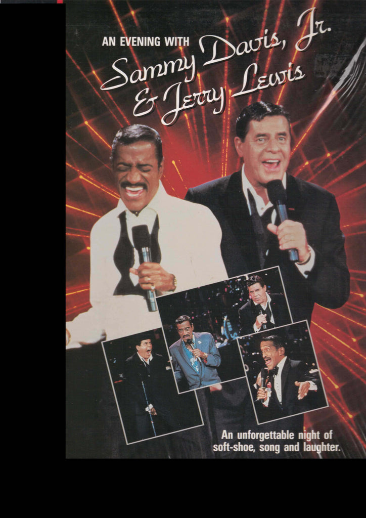 An Evening With Sammy Davis Jr. And Jerry Lewis