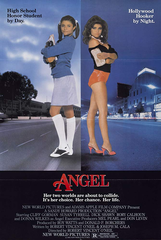Angel (1984) - Cliff Gorman  DVD