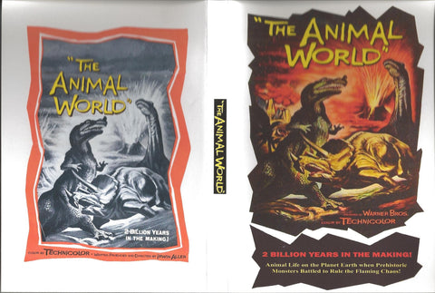 Animal World (1956) - Ray Harryhausen