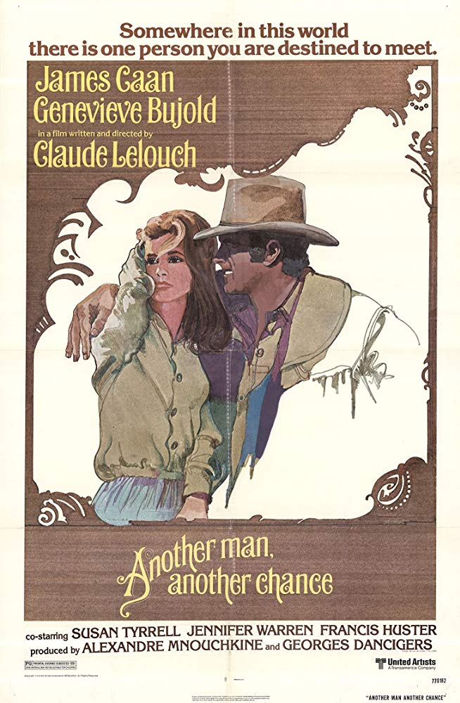 Another Man, Another Chance (1977) - James Caan  DVD