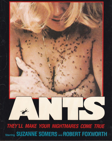 Ants (1977) - Robert Foxworth  DVD