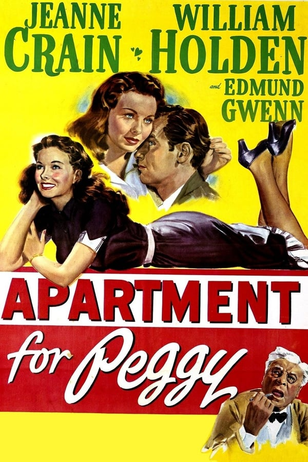 Apartment For Peggy (1948) - William Holden  DVD
