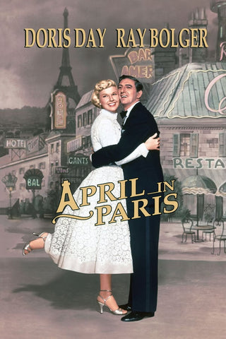 April In Paris (1952) - Doris Day  DVD