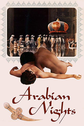 Arabian Nights (1974) - Pier Paolo Pasolini  DVD