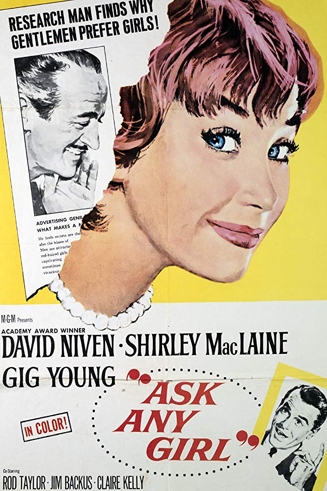 Ask Any Girl (1959) - David Niven  DVD