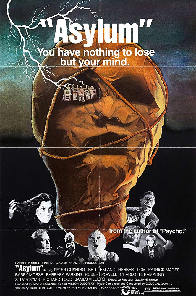Asylum (1972) - Peter Cushing  DVD