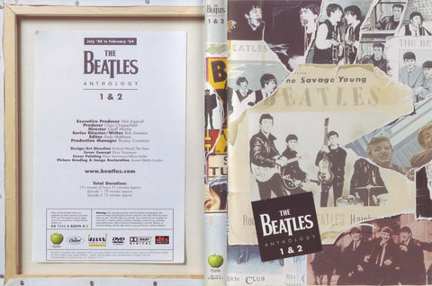 Beatles Anthology - 5 DVD Set