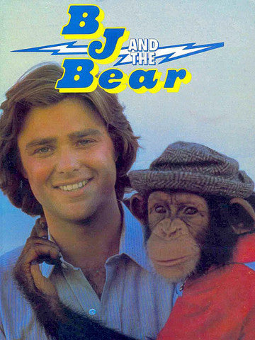 BJ And The Bear (1978) : The Complete Series (13 DVD Set)
