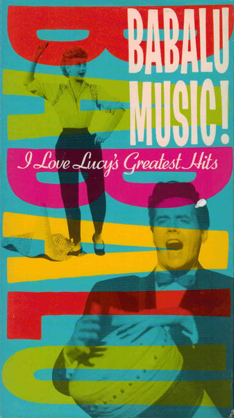 Babalu Music : I Love Lucy´s Greatest Hits - Lucille Ball  VHS